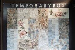 TEMPORARY BOX by © KERAMET